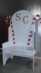 Chair - ready to use painted